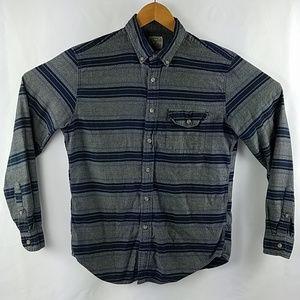 J Crew Workshirt L/S Button Up Collar Shirt